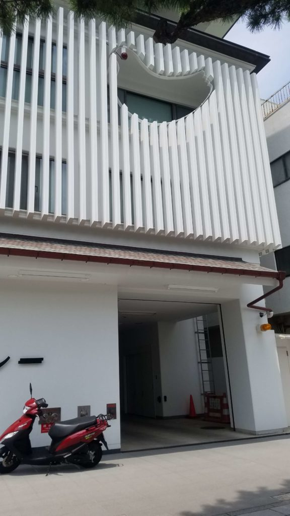 豊島屋本店 鳩サブレ 外装