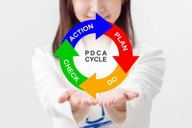 事前準備 PDCA