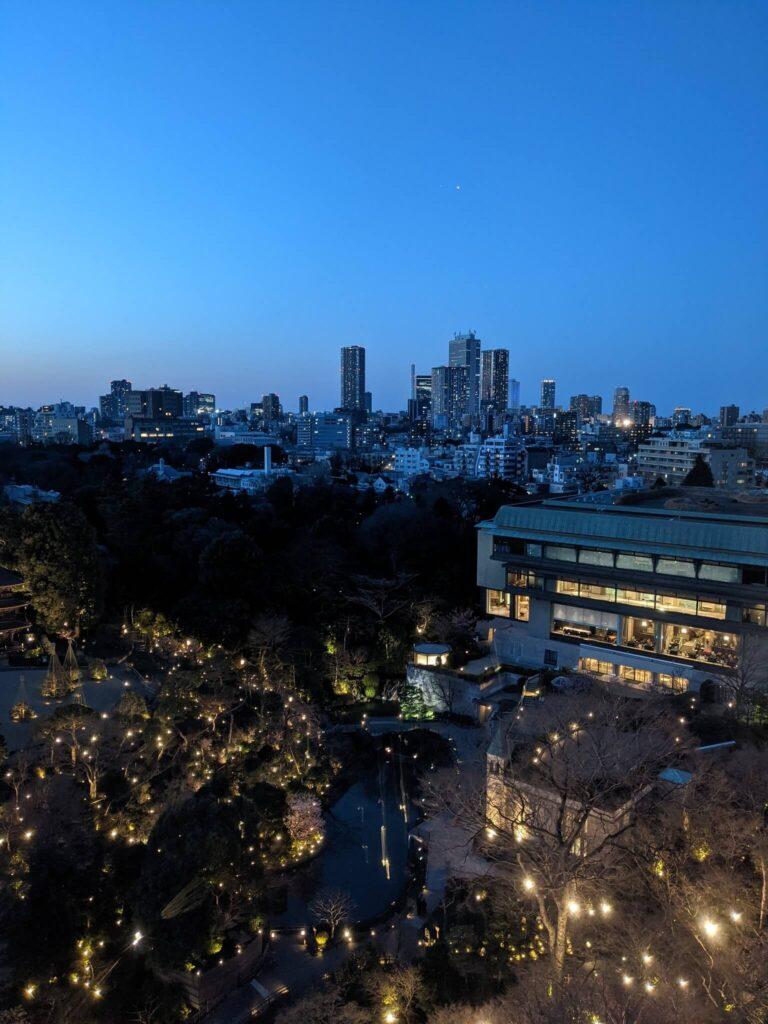 椿山荘 ホテル椿山荘東京
