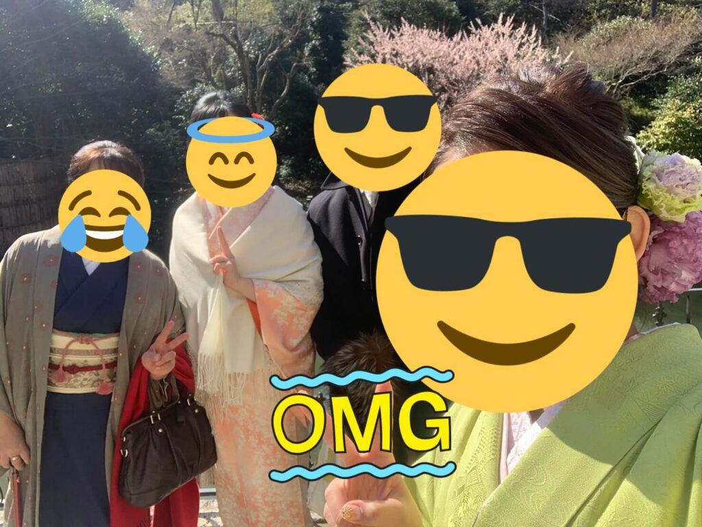 椿山荘 和服 撮影会